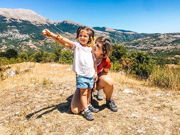 dove andare in abruzzo in montagna con i bambini