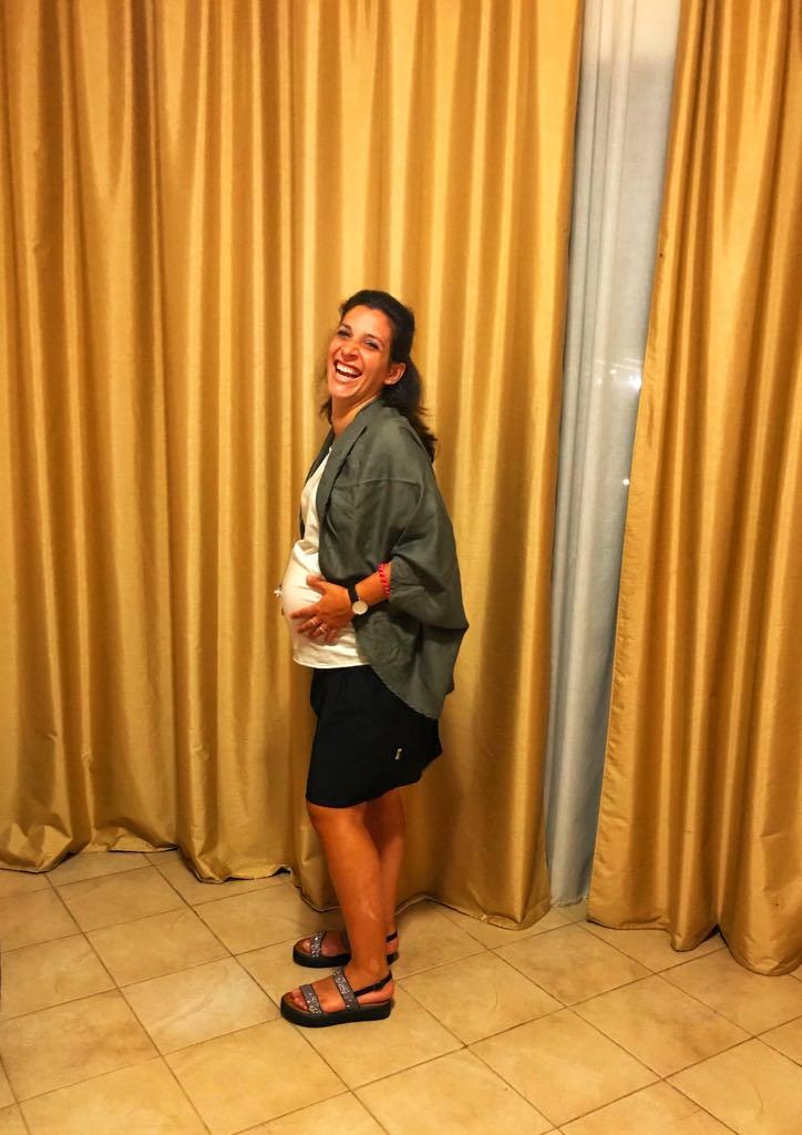 gravidanza e outfit perfetto