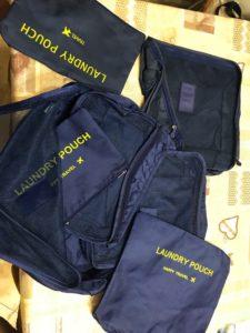 sacchetti per valigia