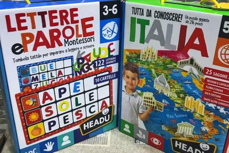 giochi creativi headu