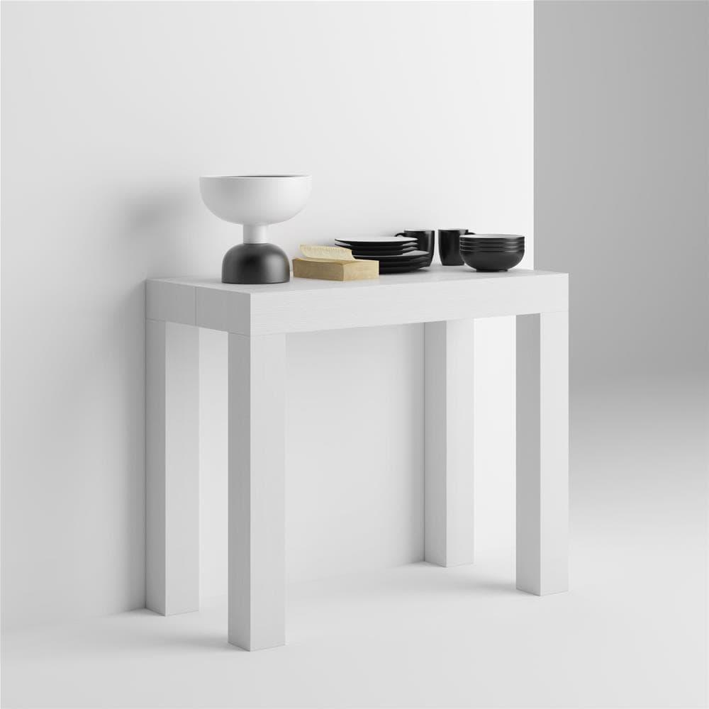 consolle tavolo allungabile
