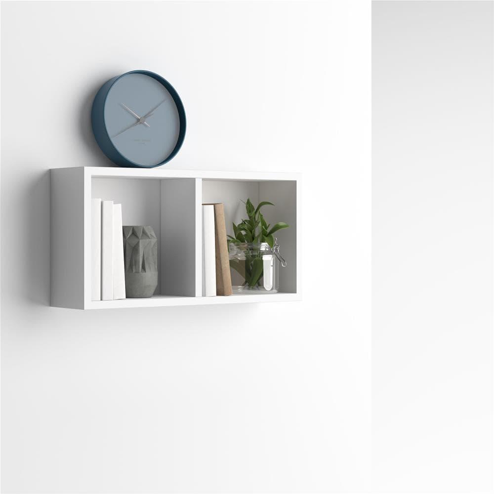Cubo libreria soluzioni salva-spazio