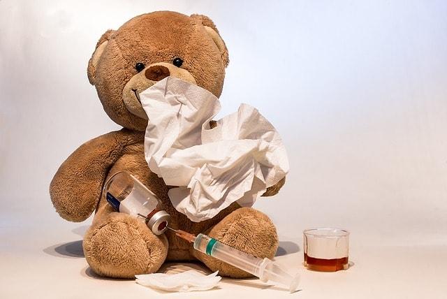 come riconoscere l'influenza