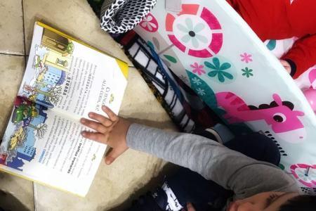 Appassionare i bambini alla lettura