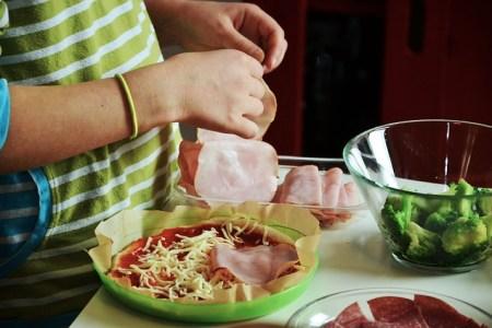 cucinare in poco tempo