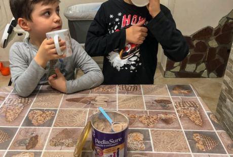 integratori alimentari per bambini