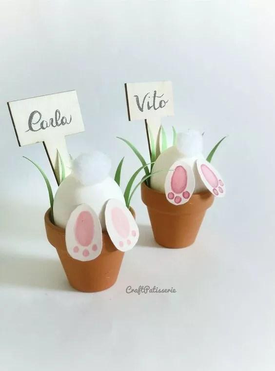 Segnaposto Tavola Pasqua