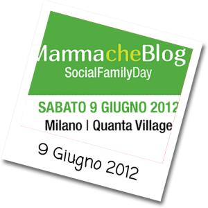 MammeCheFatica al Social Family Day MammaCheBlog!