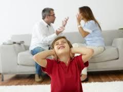 conflitti in famiglia