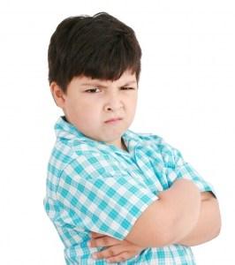 Come sgridare un bambino, velocemente e bene.