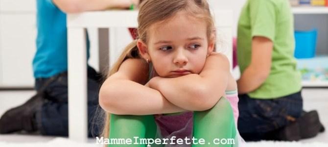 """8 modi per aiutare tuo figlio con i bambini """"cattivi"""""""