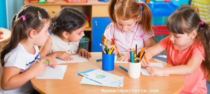 Asilo a settembre: i consigli della pedagogista