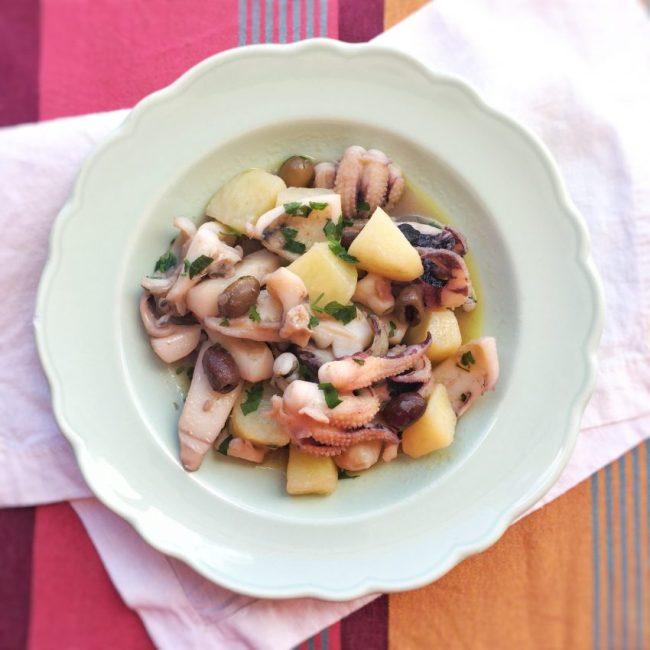 seppie con patate e olive taggiasche