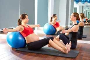 Image result for gravidanza e attività fisica