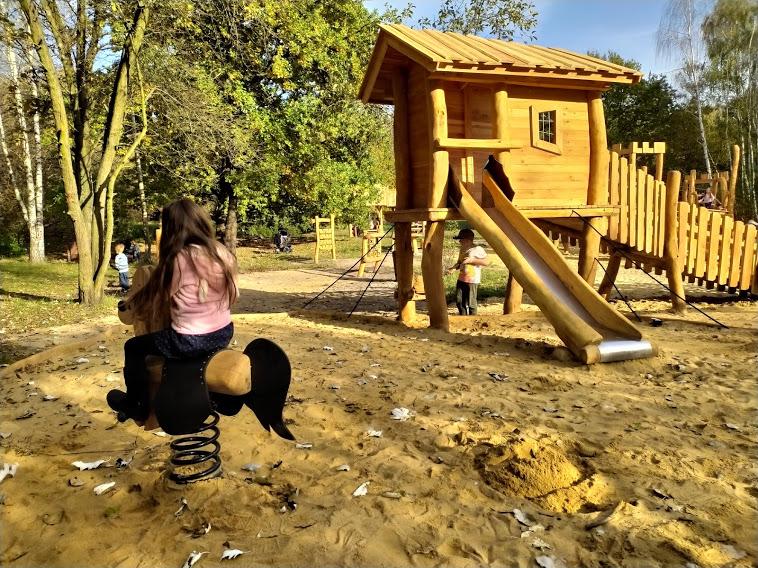 targówek leśny plac zabaw