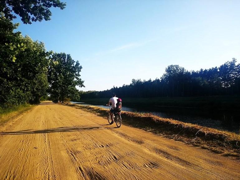 kanał królewski ścieżka rowerowa