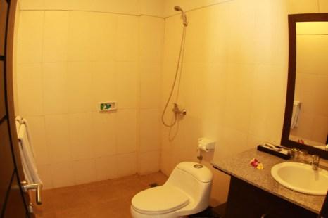 Toilet Deluxe Room