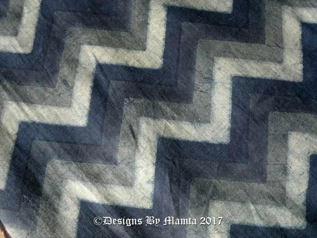 Ajrakh Print Fabric