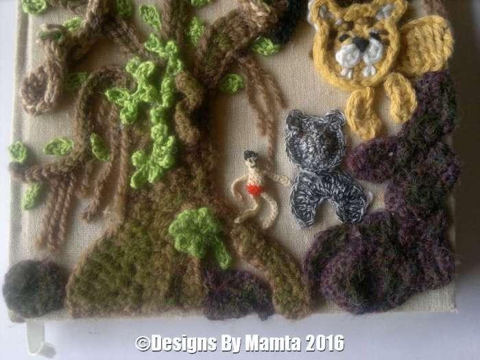 Crochet Mowgli