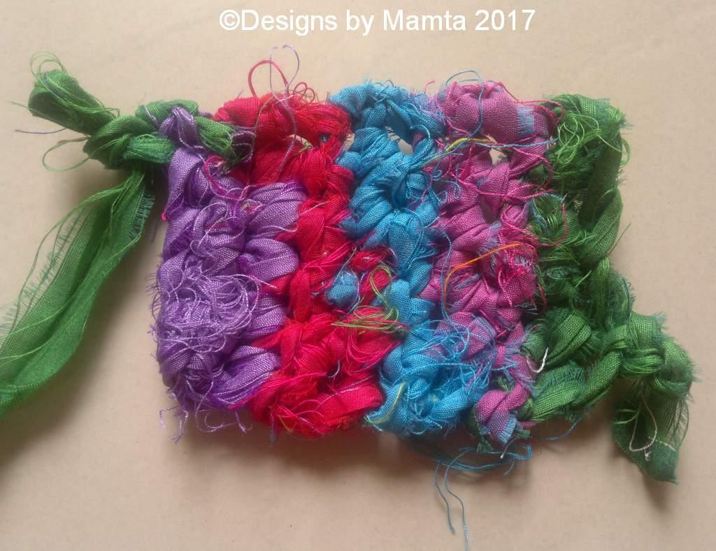 Fair Trade Sari Ribbon