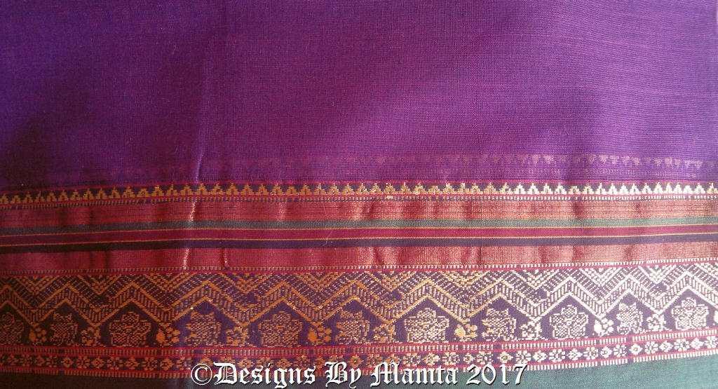 Indian Saree Fabric