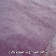 Pastel Lilac Purple Silk Fabric