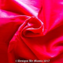 Persian Rose Pink Dupioni Silk Fabric