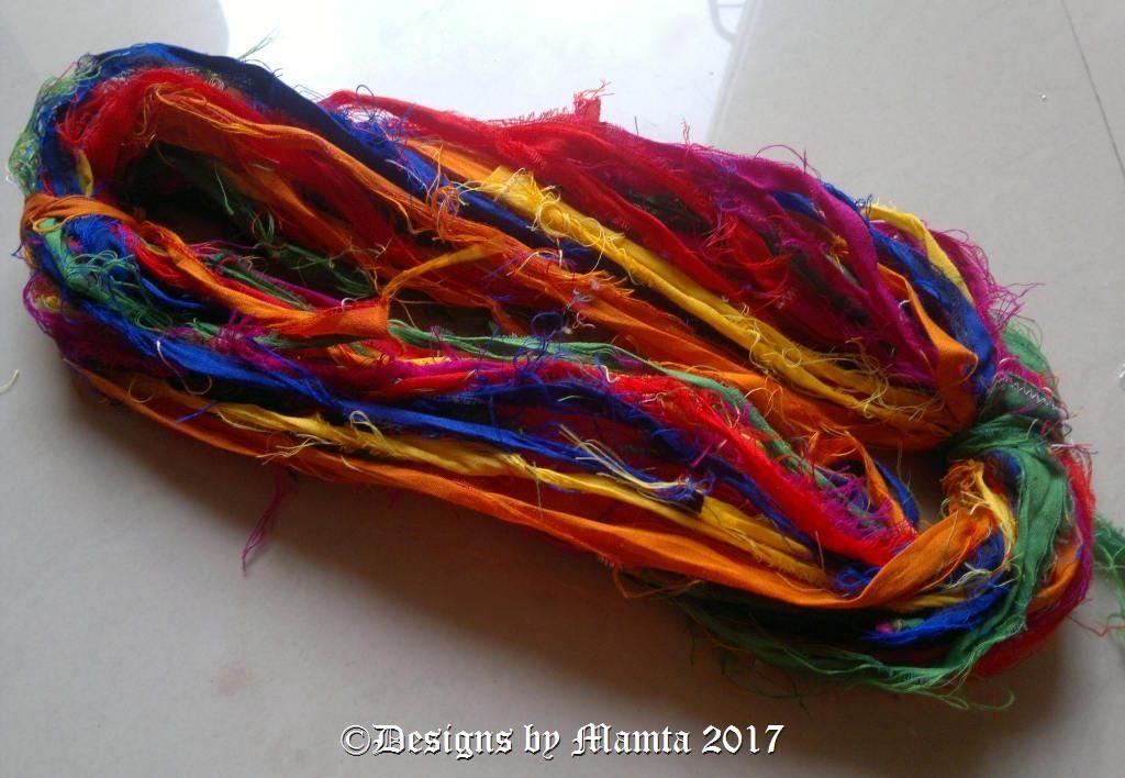 Sari Ribbon Yarns