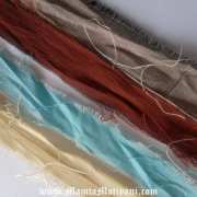 Silk Yarn Sari Ribbon