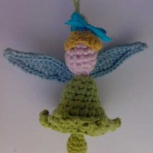 Tinkerbell Fairy Crib Mobile Crochet Pattern