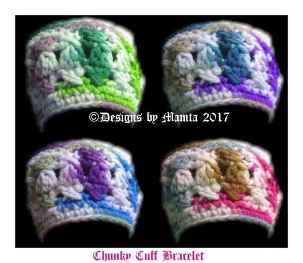 Unique Crochet Jewelry Patterns