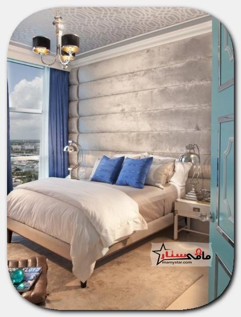 الوان حوائط غرف نوم 2020 مامي ستار