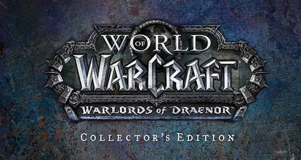 L'édition collector de Warlords of Draenor dévoilée ...