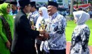 MAN PURWOASRI Juara 1 Lomba Lingkungan Sekolah Sehat (LLSS/ UKS ) Tingkat Provinsi Jawa Timur