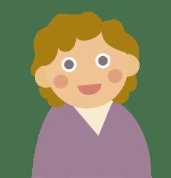 60代主婦の場合