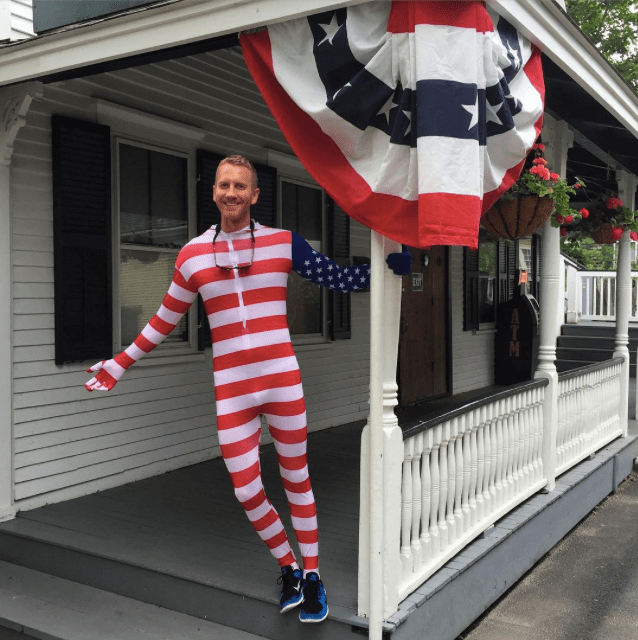 July 4th in Provincetown in ManAboutWorld gay travel magazine