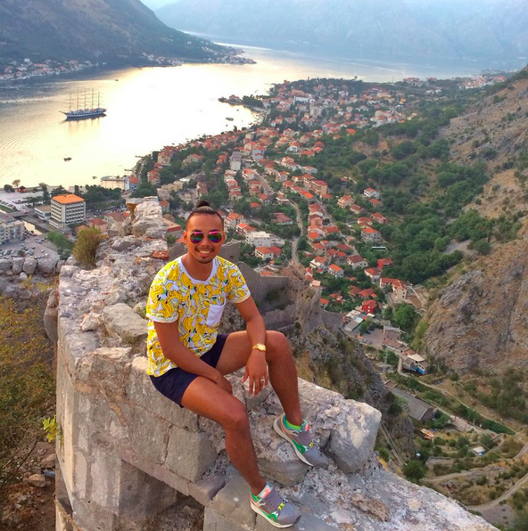DJ Yabis in Kotor, Montenegro, ManAboutWorld gay travel magazine
