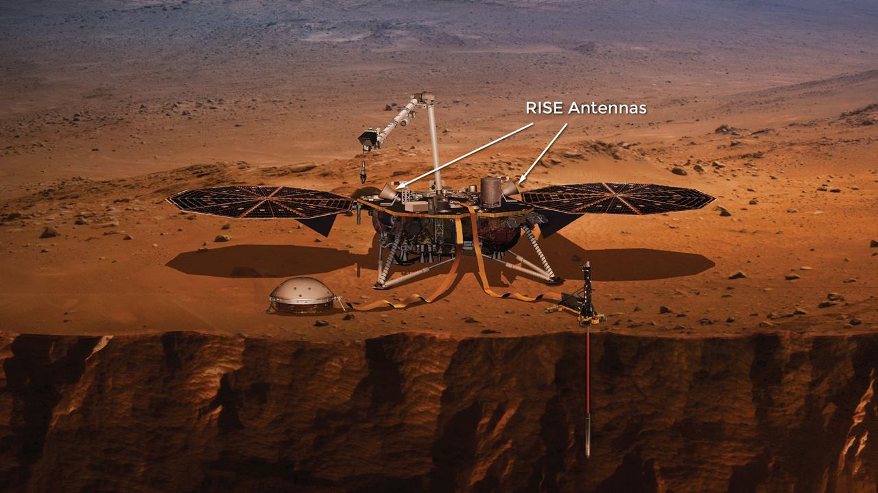 नासाने मंगळावर पाठवलेले ईन – साईट मंगळप्रवासाचे पुढचे पाऊल ठरू शकेल का?