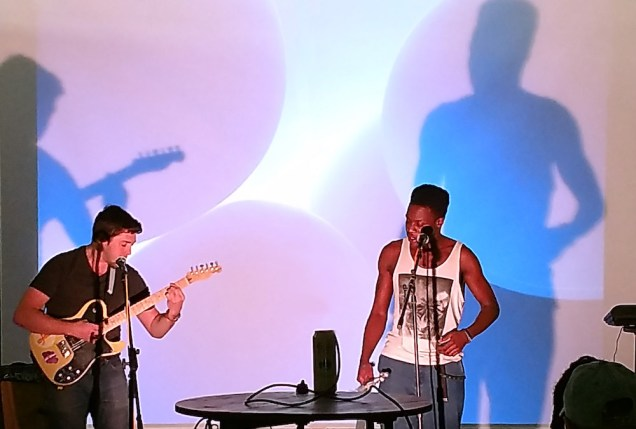 Image result for mana contemporary open mic