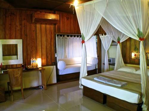 Kamar Bunaken Cha Cha Nature Resort