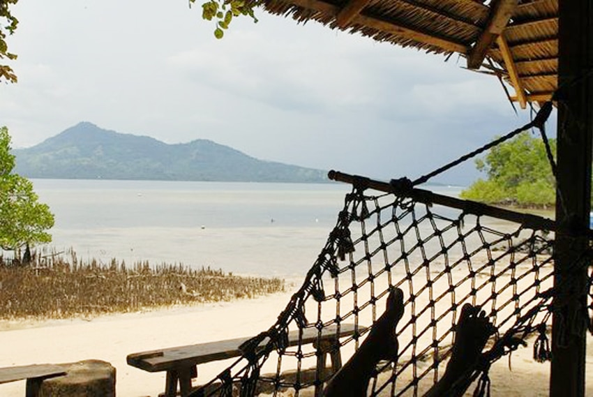 Bunaken Kuskus Resort, salah satu resort murah di Bunaken