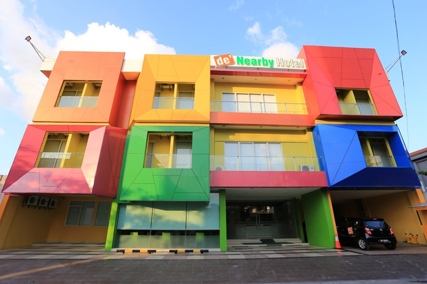 De Nearby Hotel Manado adalah hotel murah di manado 2017