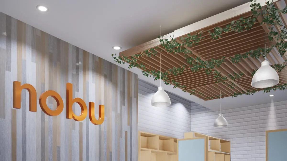 Nobu Salon - Desain Interior Indonesia