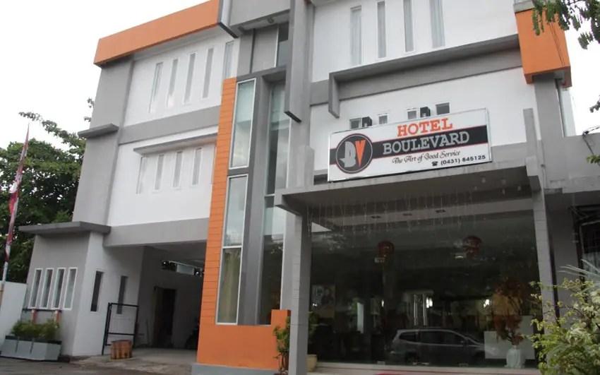 Hotel Boulevard Manado termasuk hotel manado bintang 1