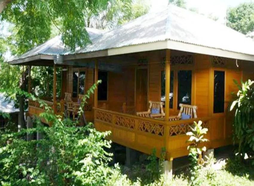 MC Cottage and Dive, salah satu cottage murah di Bunaken