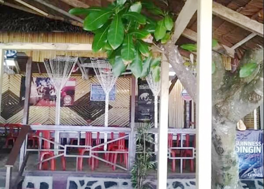 Nelson Restaurant and Cottage, penginapan murah di Bunaken