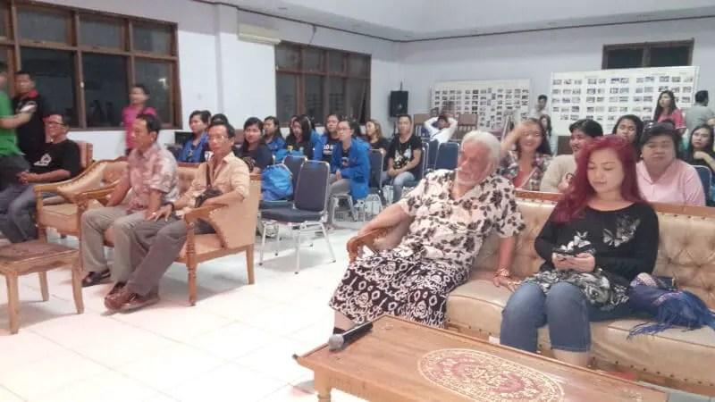 Pementasan Teater Anak di Manado