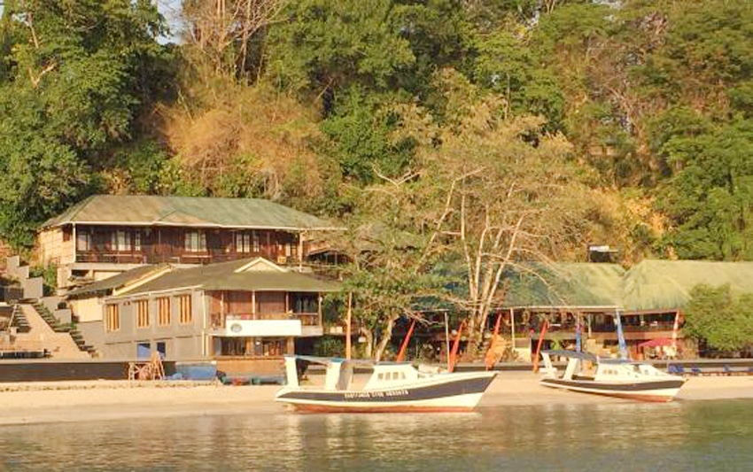 bastianos resort & dive