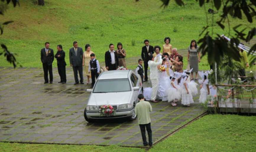 wedding di bukit doa tomohon