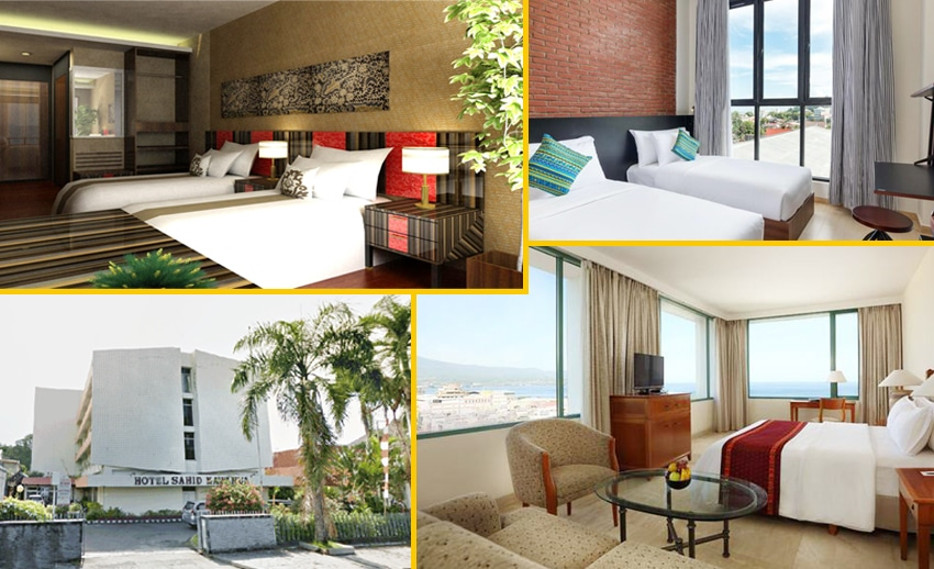 Daftar Hotel di Manado 2019